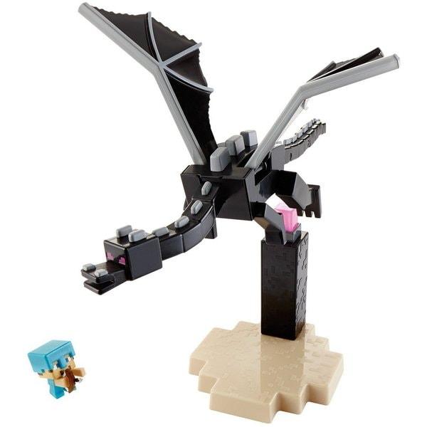 Mattel Minecraft Mini Figure Battle Box, The End