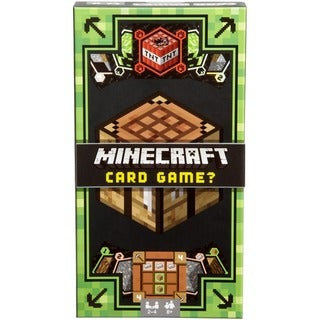 Mattel Minecraft Card Game - Multi
