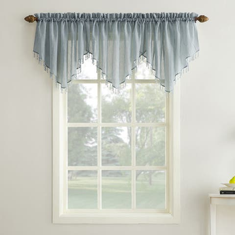 Buy Grey Valances Online At Overstock Our Best Window