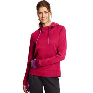 Champion Women's Tech Fleece Pullover Hoodie