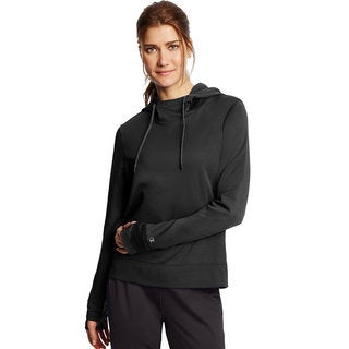 Champion Women's Tech Fleece Pullover Hoodie