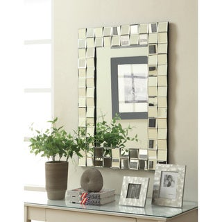 Double Mirrored Frame Mirror