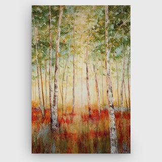 Wexford Home 'Birch Woods' Wall Art