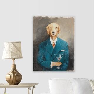 Wexford Home Avery Tillmon 'John Steinbark' Giclee Art Print
