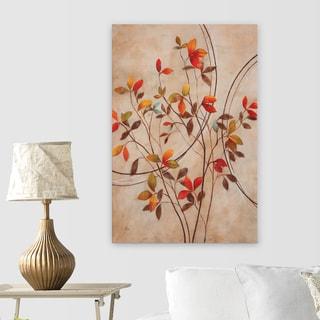 Nan F 'Autumn's Delight l' Canvas Art