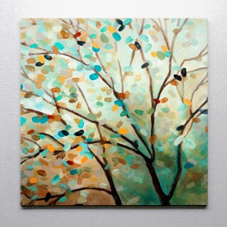 Wexford Home 'Tree of Life II' Printed Canvas Wall Art