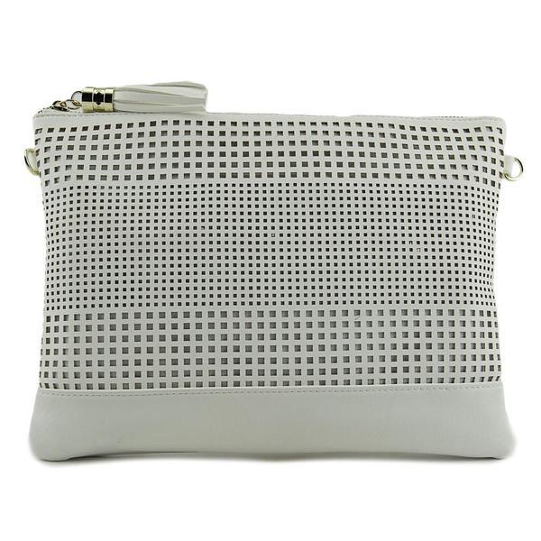 Kelly Katie Women X27 S Concon Wristlet Faux Leather Handbag