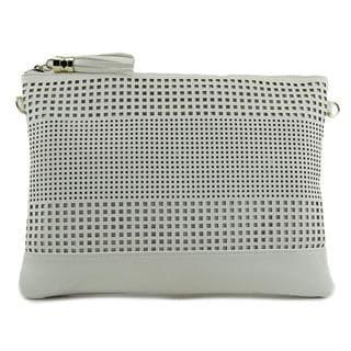 Kelly & Katie Women's Concon Wristlet Faux Leather Handbag