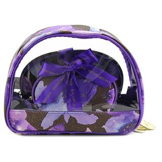 Jessica McClintock Women's 'Rita Cosmetic Set' Faux Leather Handbags (Set of 2)