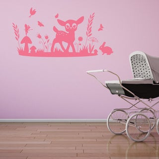 Bambi Home Decor Sticker Mural Vinyl Art Wall Decal