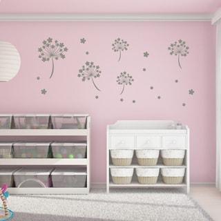 Flower Seeds Sticker Mural Vinyl Art Home Decor Wall Decal