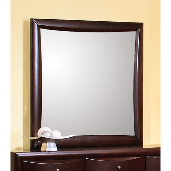 Coaster Company Phoenix Cappuccino Mirror