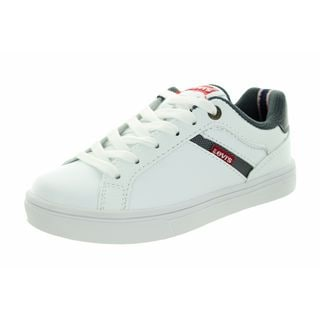 Levi's Kids' Henry Core White/Grey Casual Shoe