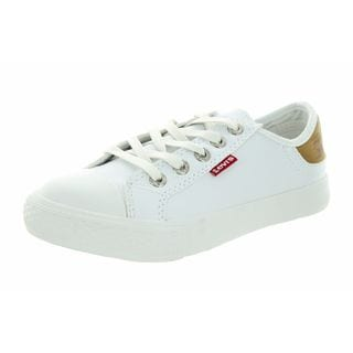 Levi's Kids' Stan Buck White Casual Shoe