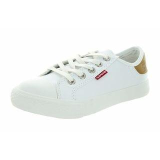 Levi's Kids' Stan Buck White Casual Shoe