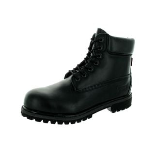 Levi's Men's Harrison Le Black Monochrome Boot