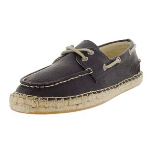 Sperry Top-Sider Men's Espadrille 2 Eye Navy Casual Shoe