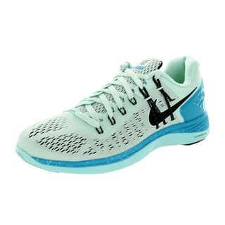 Nike Women's Lunareclipse 5 Fiberglass/Black/Copa Running Shoes