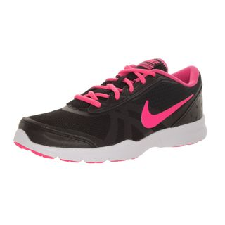 Nike Women's Core Motion TR 2 Mesh Black/Pink Pow/Dark Grey/White Running Shoes