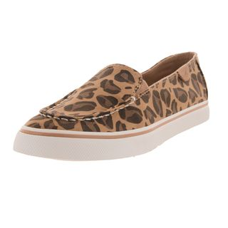 Sperry Women's Top-sider Biscayne Leopard Casual Shoe