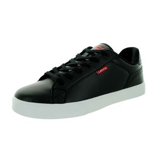 Levi's Men's Corey Black Perforated Casual Shoes