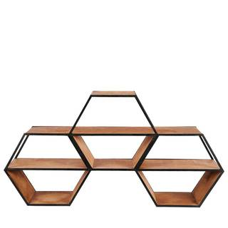 Hexagon Multi Shelf