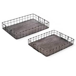Brimfield Wire Baskets (Set of 2)