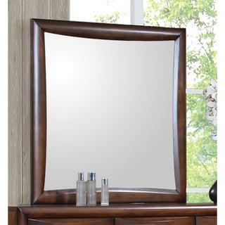 Coaster Company Hillary Maple Mirror