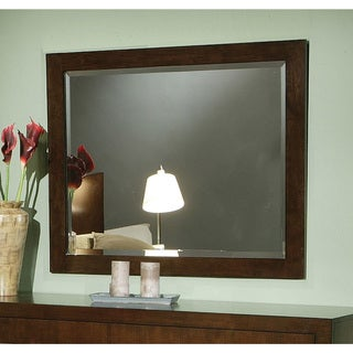 Coaster Company Jessica Light Cappuccino Mirror - Brown
