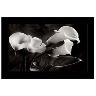 Sondra Wampler - Calla Lilies No. 1 Framed Art