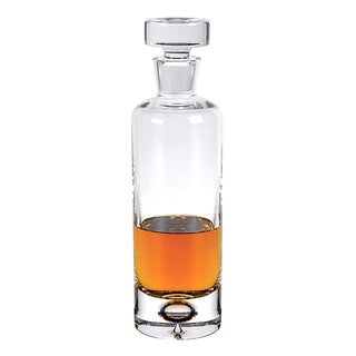 Galaxy Lead-free Crystal 11-inches High 28-ounce Slim Decanter