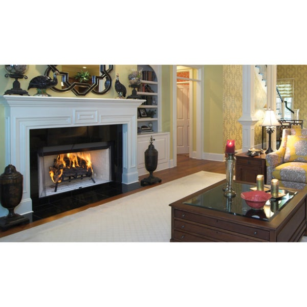 Shop Wrt2036 36 Inch Radiant Wood Burning Fireplace With
