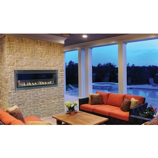 VRE4543 43-inch Outdoor Superior Vent Free Fireplace