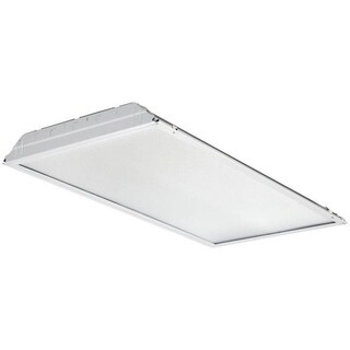 Lithonia Lighting 2GTL2 SWL MVOLT LP840 4000K 2 x 2 ft. White Led Lay-In Troffer with Satin Lens