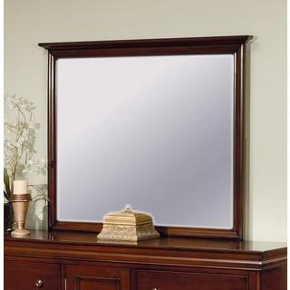 Versailles Mahogany Mirror