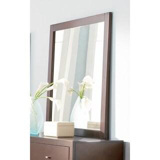 Coaster Company Lorretta Black Mirror