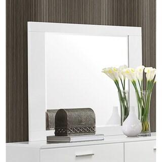 Coaster Company Felecity White High Gloss Mirror