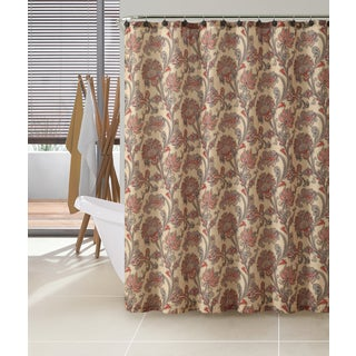 VCNY Monte Carlo 13 Piece Shower Curtain Set