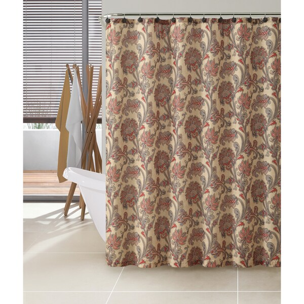 VCNY Monte Carlo 13 Piece Shower Curtain Set