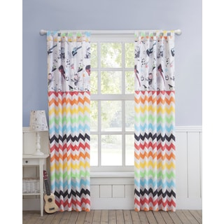 VCNY Rock Star Curtain Panel Pair