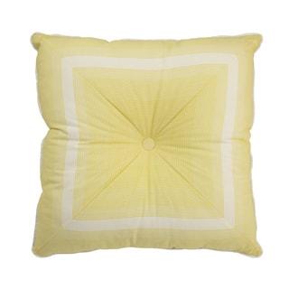 Yellow Decorative Pillow C And Barrel