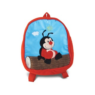Puzzled Kids' 11-inch Lady Bug Backpack