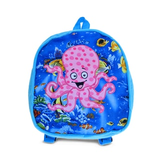 Puzzled Octopus 11-inch Backpack