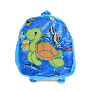 Puzzled Kids' 11-inch Turtle Backpack