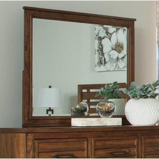 Golden Brown MDF Mirror