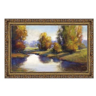 Amanda Houston - Lake View Framed Art