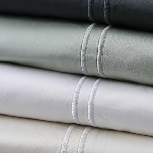 Malouf Genuine Egyptian Cotton 600 Thread Count Pillowcases (Set of 2)
