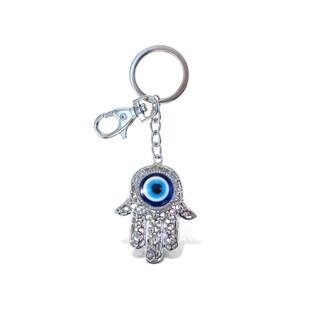 Puzzled Evil Eye Hamsa Sparkling Charms