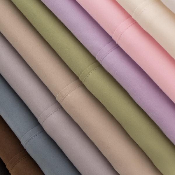 Malouf Double Brushed Microfiber Pillowcases (Set of 2)