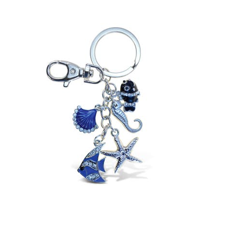 Puzzled Beach Collection Sparkling Charms - S